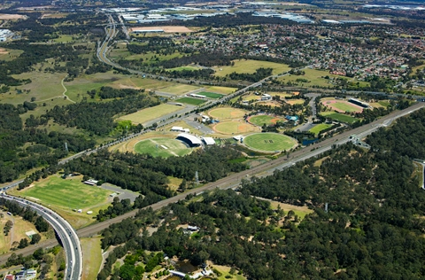 Blacktown International Sportspark Aerial 2016.jpg